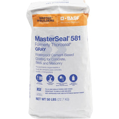 BASF Masterseal 581 Waterproof Cement-Based Coating for Concrete, Brick, and Masonry