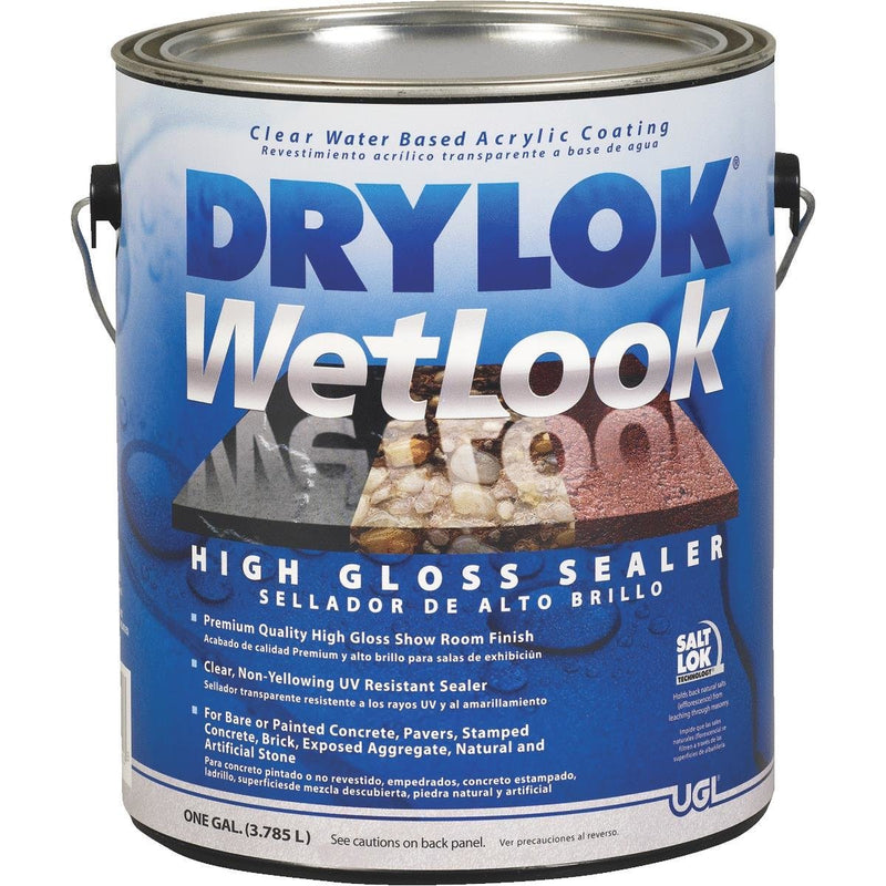 DRYLOK WetLook High Gloss Sealer