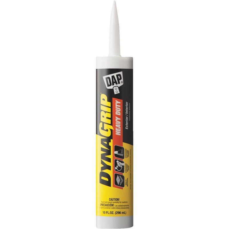 DAP DynaGrip Heavy Duty Construction Adhesive