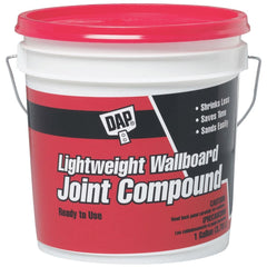 DAP Lightweight Wallboard Joint Compound, 1 Gallon