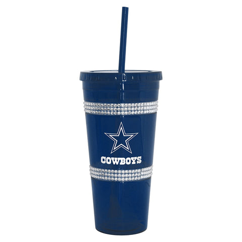 Dallas Cowboys Bling Tumbler