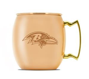 Baltimore Ravens Copper Mule