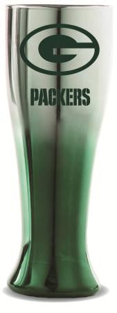 Green Bay Packers Chrome Pilsner - Two Tone