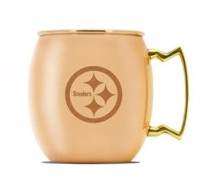 Pittsburgh Steelers Copper Mule