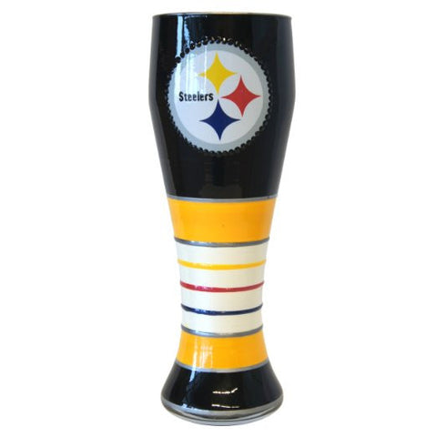 Pittsburgh Steelers Pilsner Glass