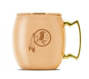 Washington Redskins Copper Mule