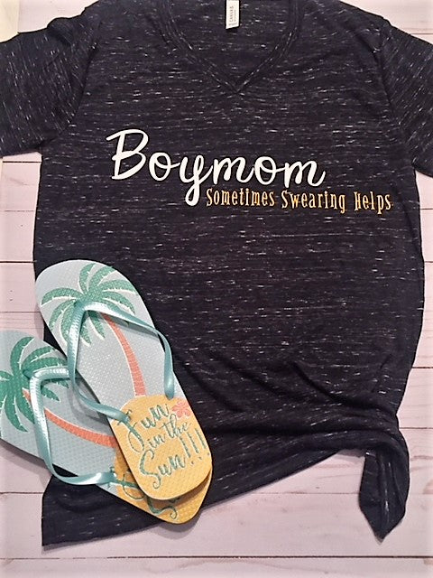 Boymom - Sometimes Swearing Helps