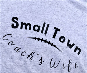Small Town Coach's Wife
