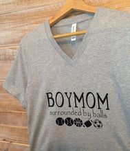 Load image into Gallery viewer, BoyMom Surrounded By Balls