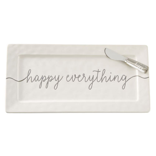 Happy Everything Ceramic Hostess Set