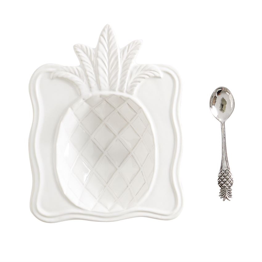 Pineapple Candy Dish Set