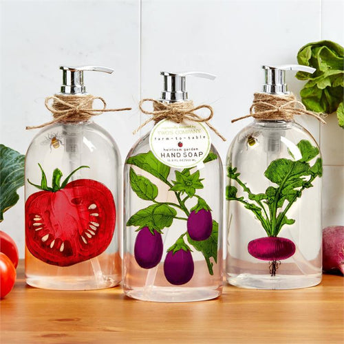 Farm-To-Table Hand Soap Dispenser