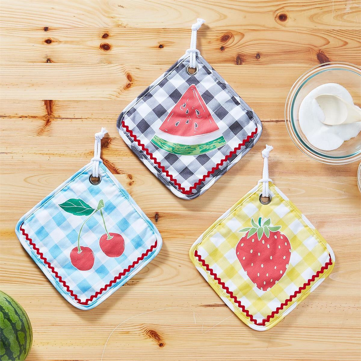 Fresh Picked Pot Holder