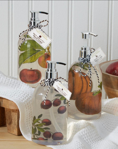 Fall Hand Soaps