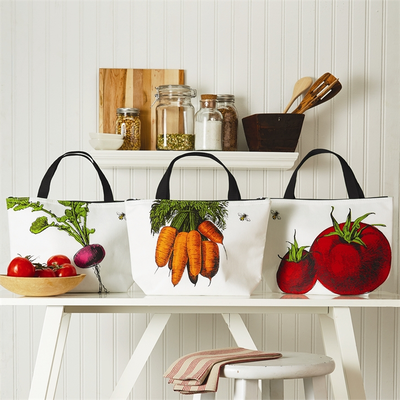 Farm-To-Table Thermal Lunch Tote