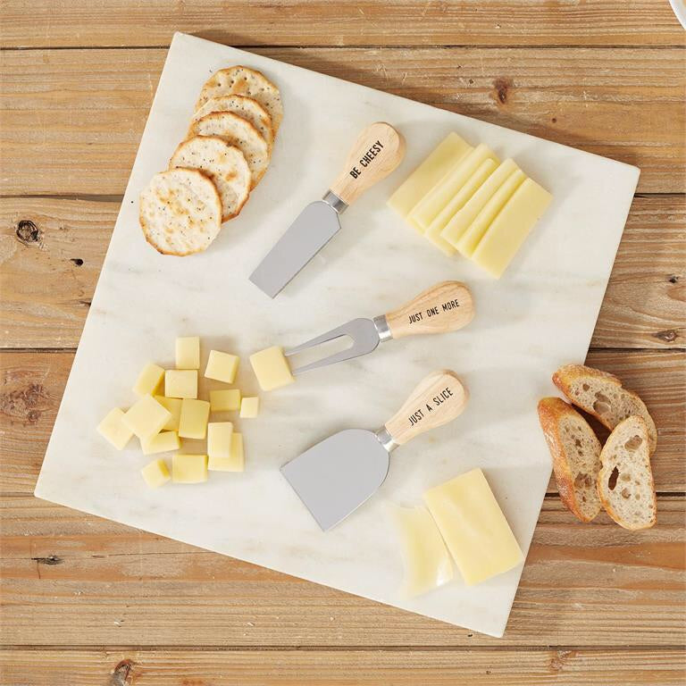 Be Cheesy cheese knives