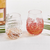 Coral Reef Stemless Wine Glass