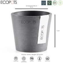 Load image into Gallery viewer, Ecopots Amsterdam Mini 8