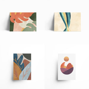 Shopleaf x Par Vous Designs Notecard