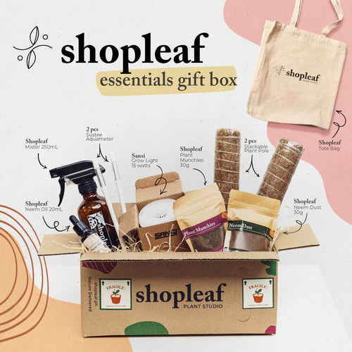 Shopleaf Essentials Gift Box