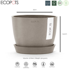Load image into Gallery viewer, Ecopots Stockholm 16