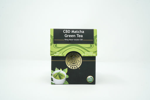 Buddha Tea - CBD Matcha Green Tea