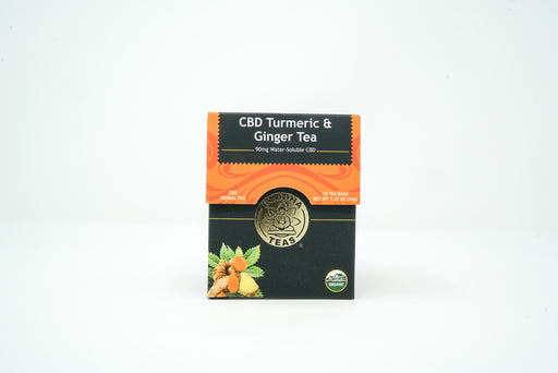 Buddha Tea - CBD Turmeric & Ginger Tea