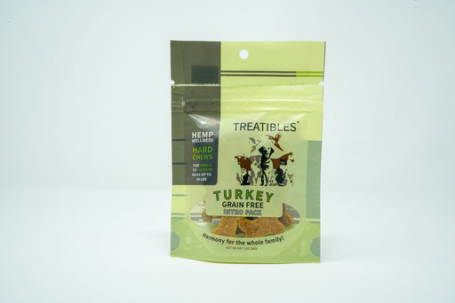Treatibles - Small/Medium Breed - Intro Pack - Turkey