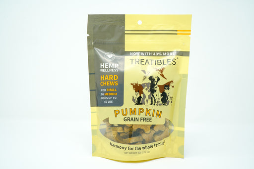 Treatibles - Small/Medium Breed - Pumpkin