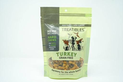 Treatibles - Small/Medium Breed - Turkey