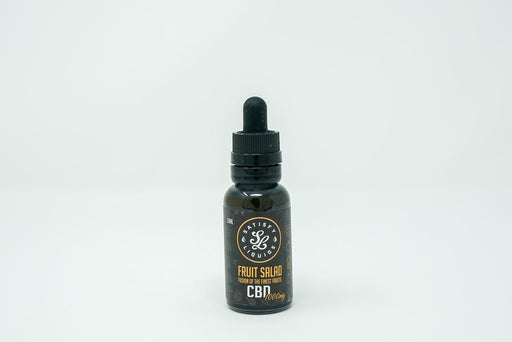 Satisfy Liquids - Fruit Salad - CBD Vape Juice - 1000 mg