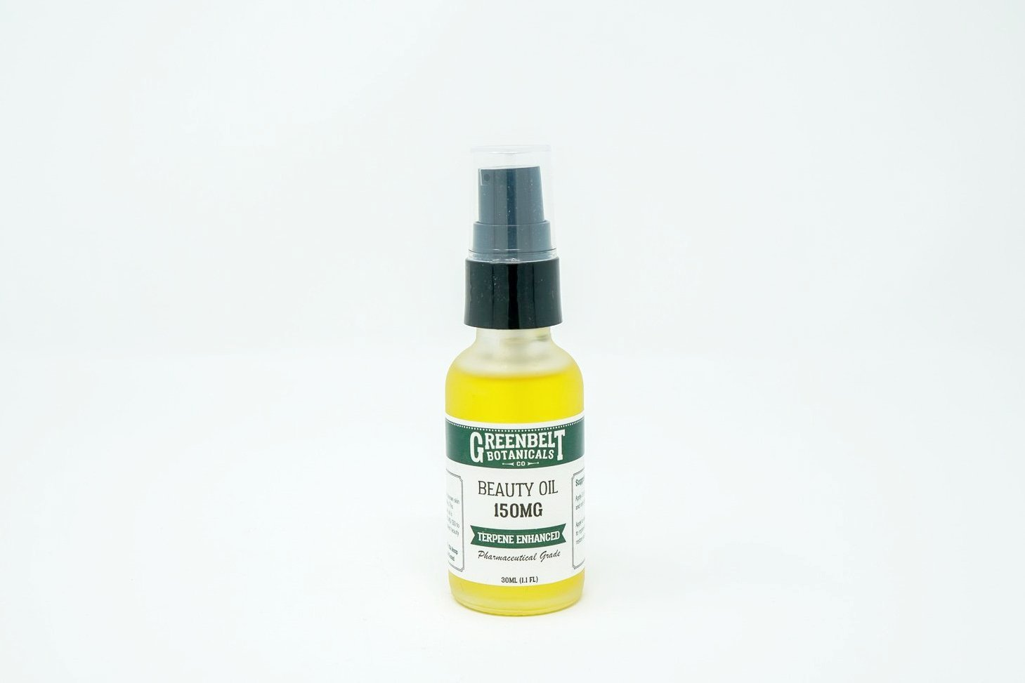 Greenbelt Botanicals - CBD Beauty Oil - 150 mg