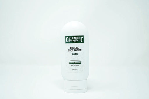 Greenbelt Botanicals - CBD Cooling Spot Lotion - 400 mg