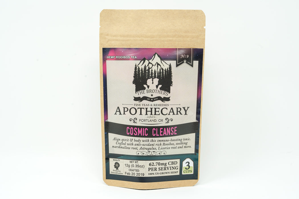 Brothers Apothecary - Cosmic Cleanse Tea - 62.7 mg