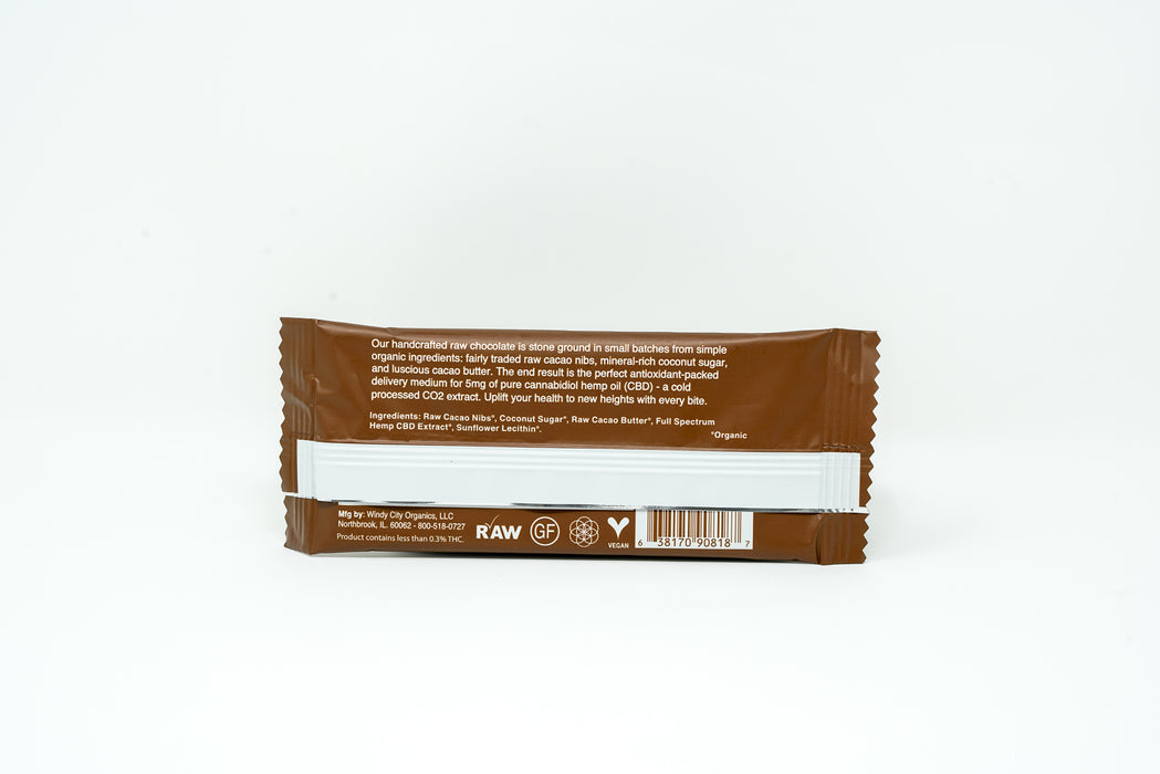 Veggimins - Chocolate Bar - 5 mg