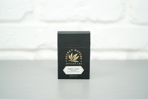 Secret Nature 7pack - Sweet Cake