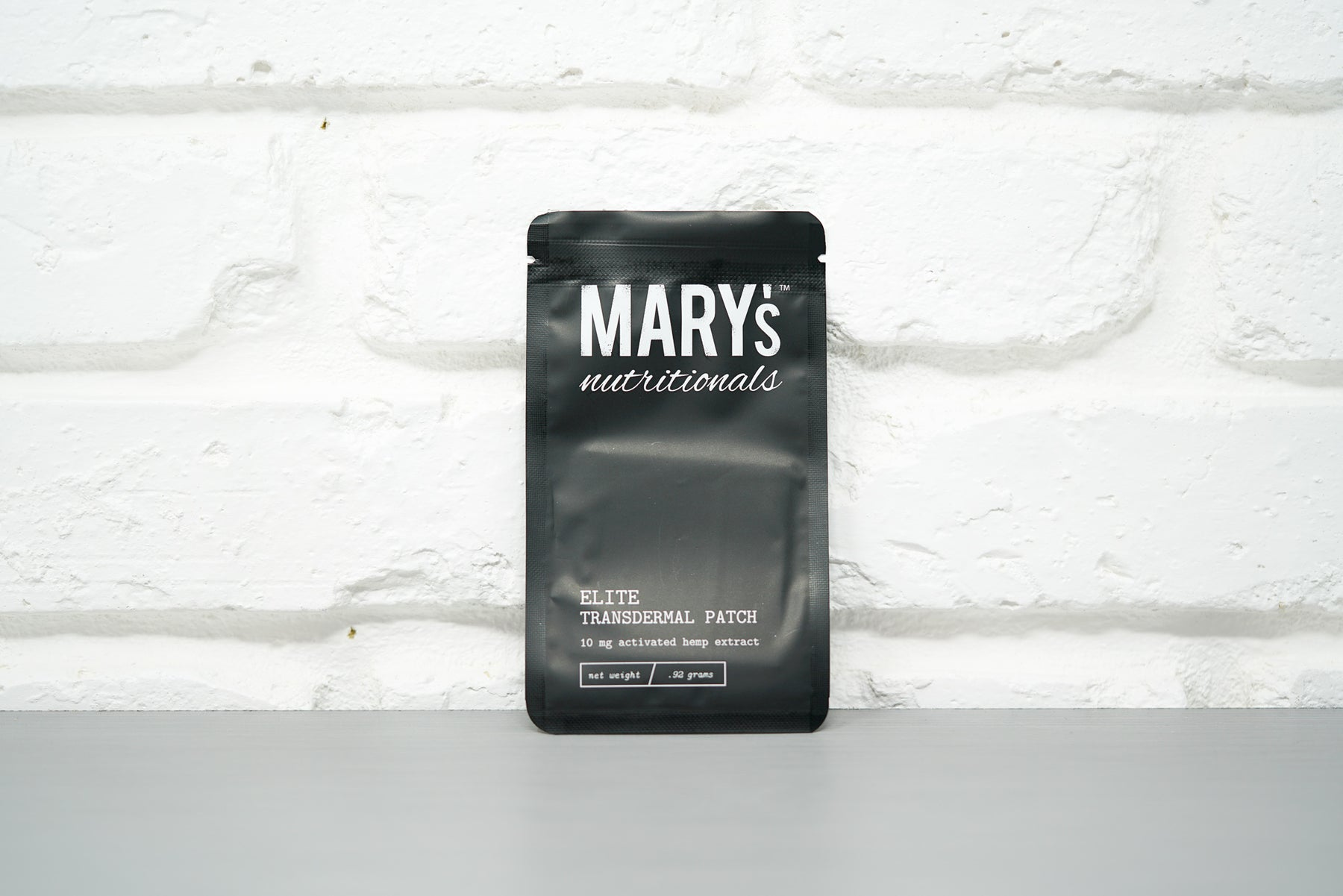 Mary's Nutritionals - Transdermal Patch