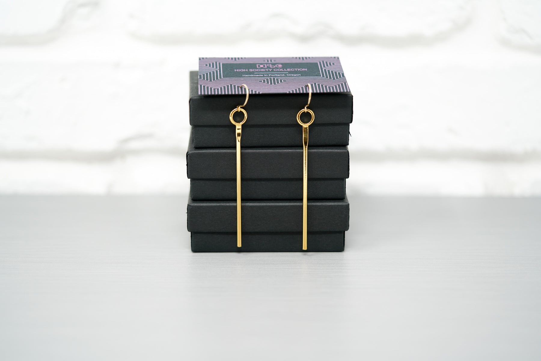 Holder / Tamper Earrings