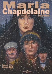 Maria Chapdelaine (roman graphique, graphic novel french)