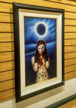 "Load image into Gallery viewer, ""Under a Dark Moon"" by Costel Duval"