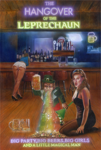 ''The Hangover of The Leprechaun'' Original by Costel Duval