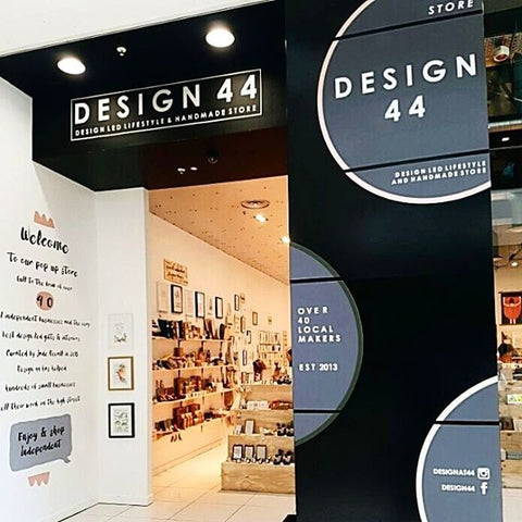 Design44 Pop up shop Janaury Eleven