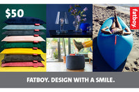 $50 Fatboy eGift Card