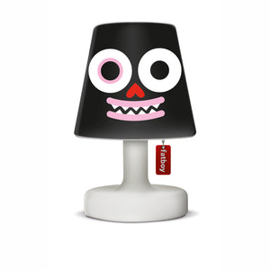 Fatboy Cooper Cappie Lamp Shade for Edison the Petit - Nimus Face Black