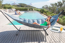 Load image into Gallery viewer, Fatboy Headdemock Sunbrella Hammock - By the Pool
