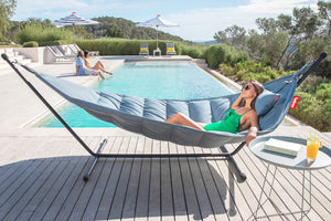 Fatboy Headdemock Sunbrella Hammock - By the Pool