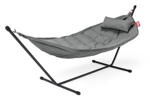 Fatboy Headdemock Olefin Hammock - Rock Grey