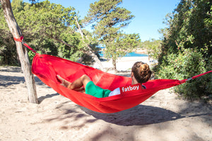 Fatboy Headdepleck Hammock - On the Beach