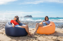 Load image into Gallery viewer, Fatboy Lamzac O Inflatable Chair - On the Beach