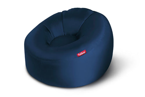 Fatboy Lamzac O Inflatable Chair - Dark Blue